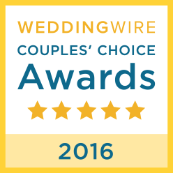 Wedding Wire Couple Choice Awards 2016