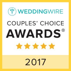 Wedding Wire Couple Choice Awards 2017