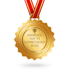 Top 75 Cosmetology Blog Award